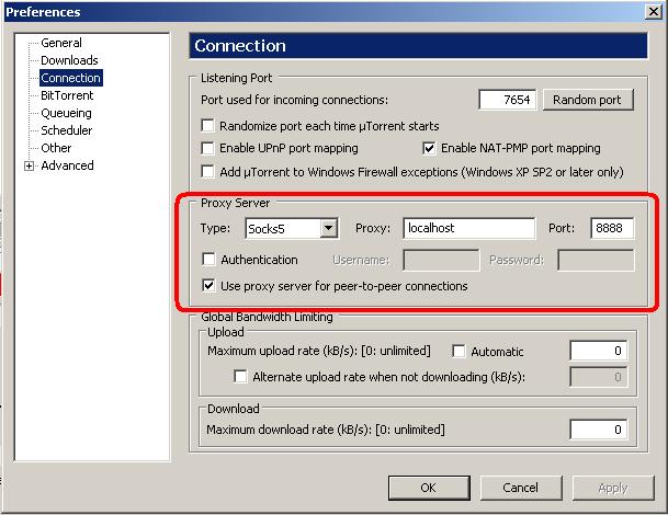 download utorrent proxy